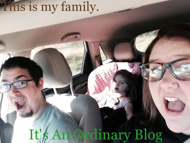 Who Is It's An Ordinary Blog