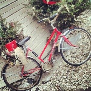 Sola Coffee Cafe Decor Bike
