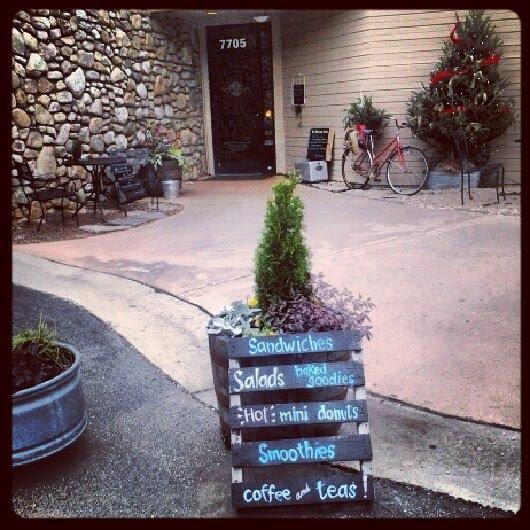 Sola Coffee Cafe Entrance