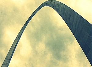 St. Louis Arch - It's An Ordinary Blog