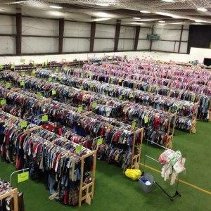 Kid's Closet Sale