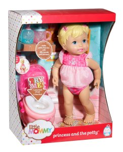 Little Mommy Princess and the Potty Doll