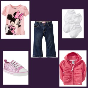 Old Navy Outfit For Toddlers