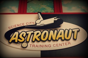 Astronaut Training Center at Science City
