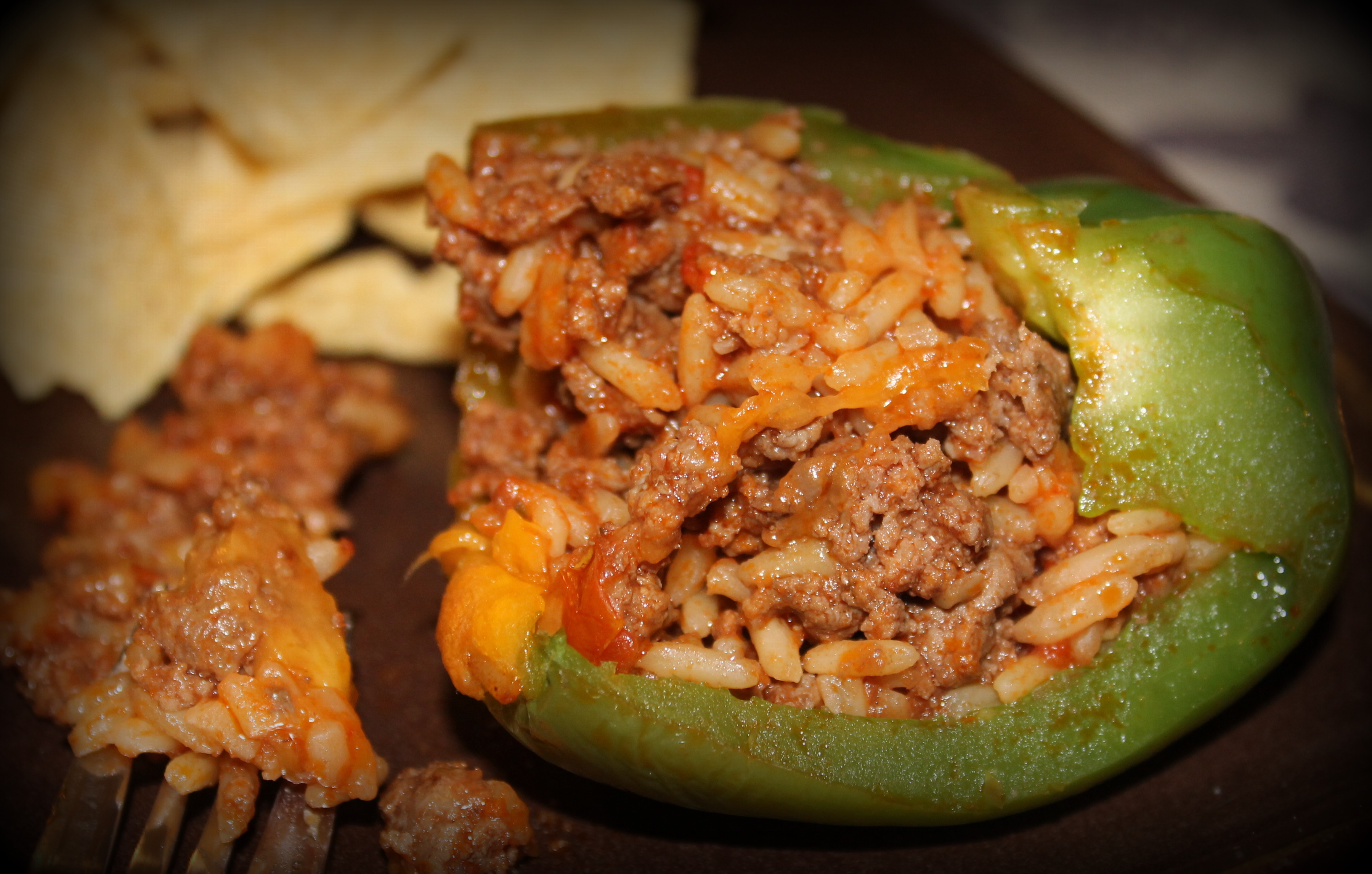 picture Turkey and Quinoa Stuffed Peppers