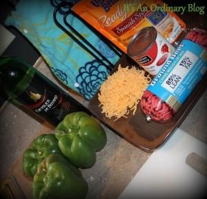 Homemade Stuffed Peppers