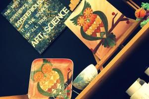 Paint, Glaze, & Fire