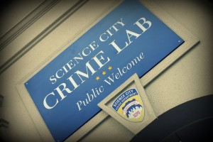 Science City Crime Lab