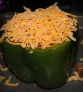 Stuffed Pepper Recipe In The Oven