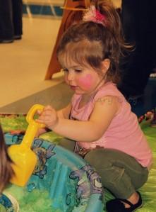 Toddler Messy Fun