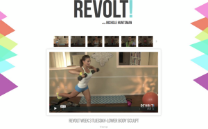 Revolt Now Fitness