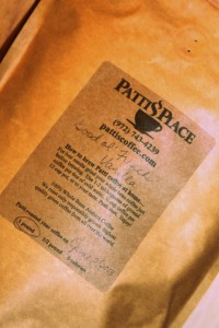 Small-Batch Artisan Coffee