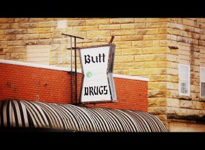 Butt Drugs