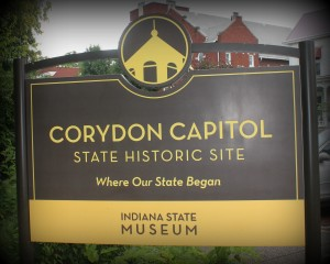 Indianas First Capitol