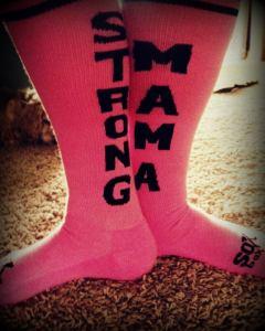 Strong Mama Socks