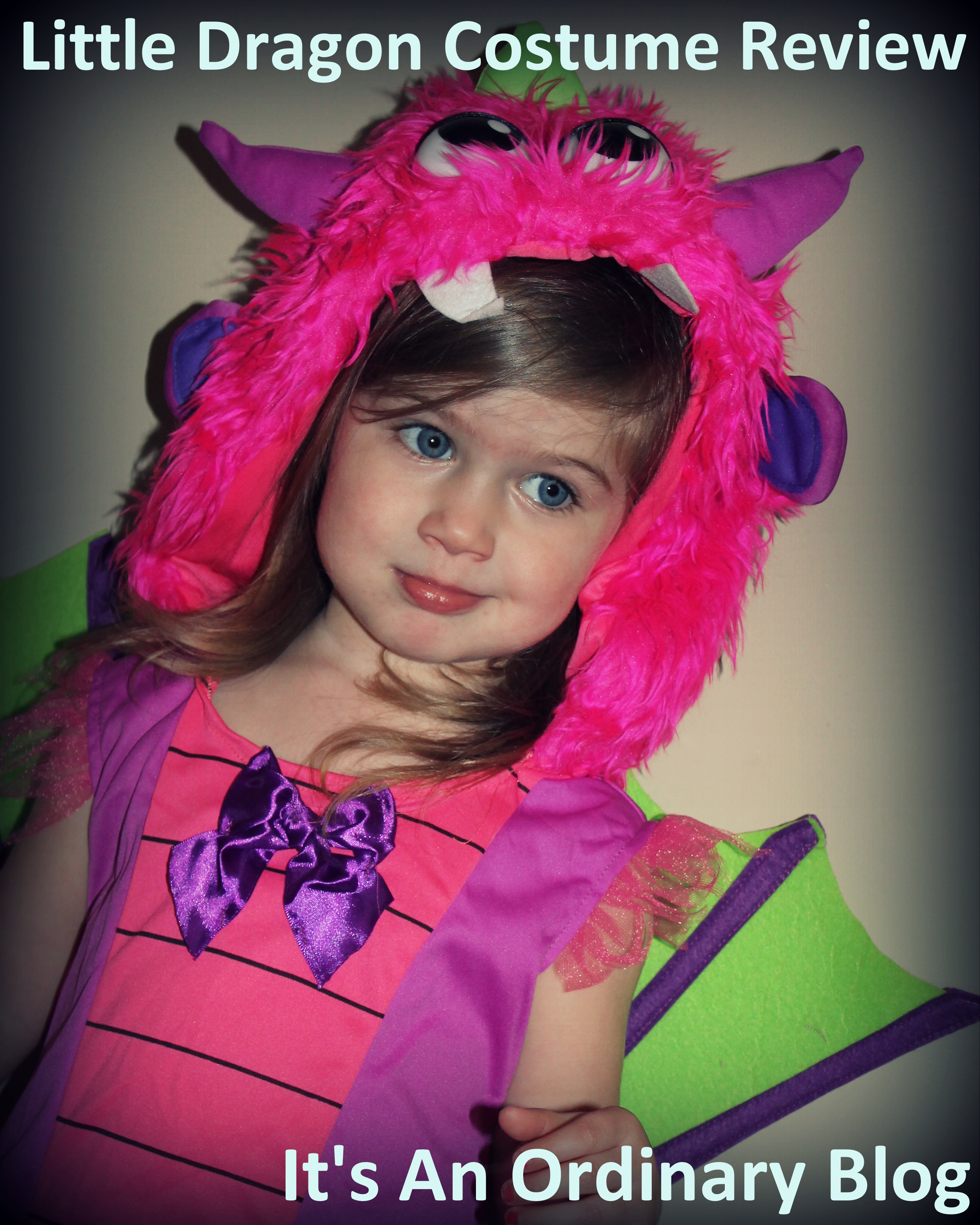 Discount Toddler Costumes  sc 1 st  An Ordinary Blog & Costume Discounters: Little Dragon Costume In Review! u2013 An Ordinary Blog