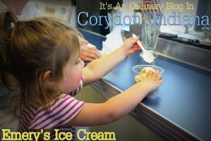 Emerys Ice Cream Corydon Indiana