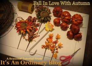 Autumn Wreath DIY