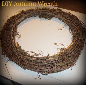 Indoor Wreath DIY