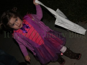 Trick or treating pictures halloween