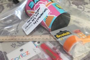 Spy Material Kit for Kids