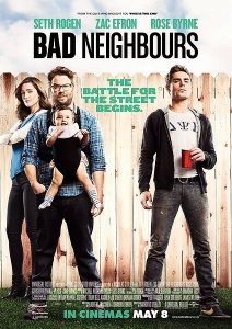 """Neighbors"" Movie Review"