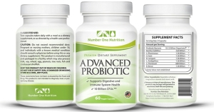 Advanced Probiotic Supplements