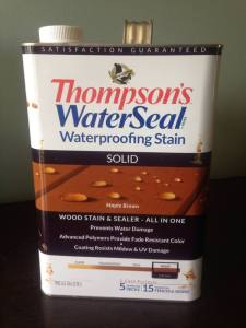Deck Seal