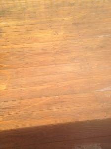 Sealing A Deck