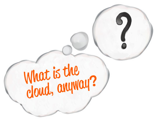 What Is The Cloud