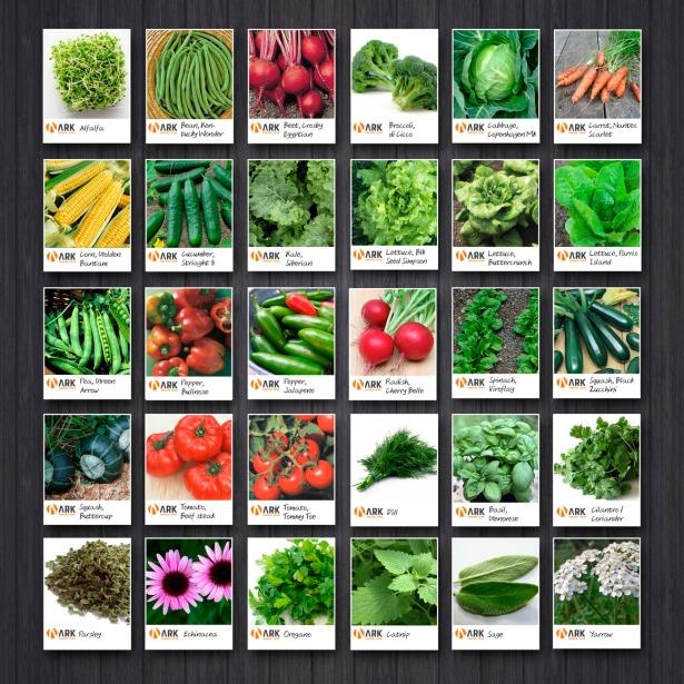 Ark Garden Seeds
