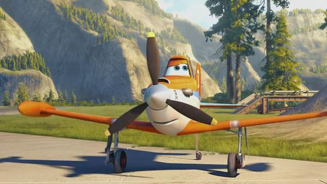 "Disney's ""Planes: Fire & Rescue"" In Review – An Ordinary Blog"