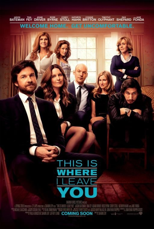 """This Is Where I Leave You"" Movie Review"